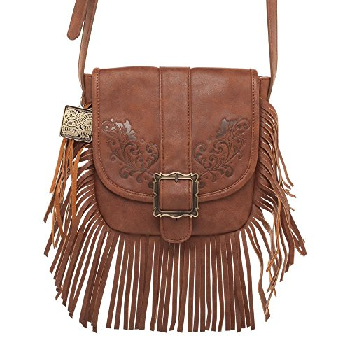 Westworld Dolores Saddle Bag Fringe Handbag