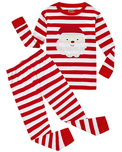 Boys Christmas Pajamas Girls Pjs Cotton Toddler Sleepwear