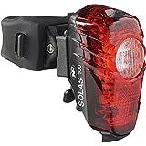 NiteRider Solas 100 Tail Light Black, One Size
