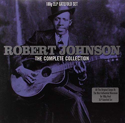 The Complete Collection (2LP Gatefold 180g Vinyl) - Robert Johnson