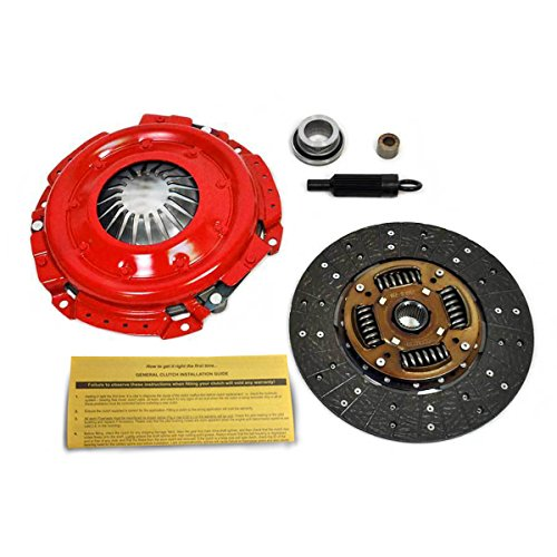 - EFT STAGE 1 CLUTCH KIT 83-92 CAMARO FIREBIRD FORMULA TRANS AM 5.0L CORVETTE 5.7L