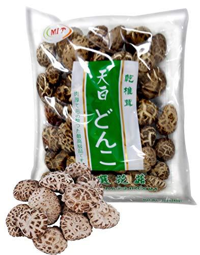 (MIT Shitake Mushrooms, Nature Grade A Dried Mushrooms, Net Wt. 12oz (340.5g) (12 oz))