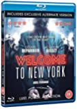 Welcome to New York [Blu-ray] [Import anglais]