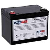 12V 35AH Battery Replacement for GOAL ZERO YETI 400 SOLAR GENERATOR