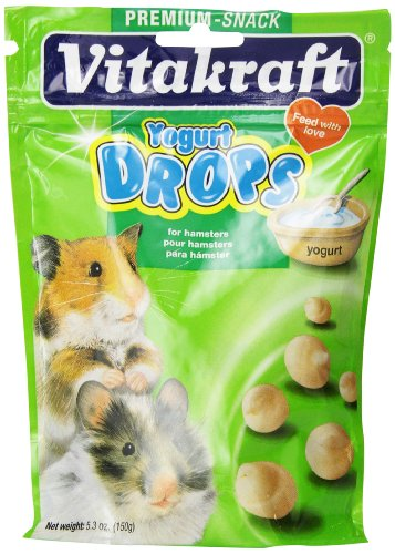 Top 10 recommendation yogurt drops for hamsters for 2019