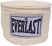 Everlast 4455P-120 Hand Wraps, Natural, 120&