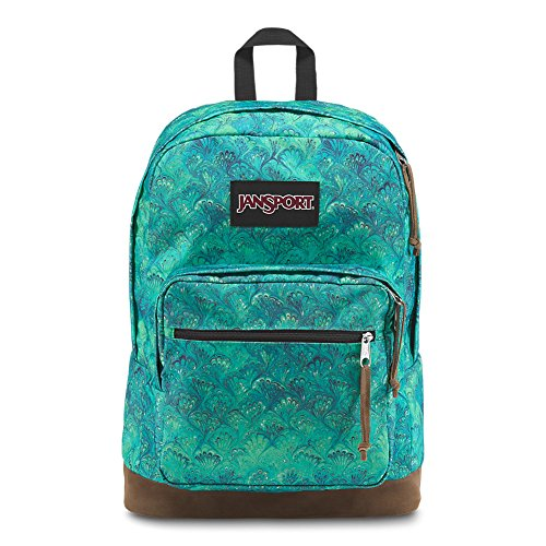 JanSport Right Pack Expressions Laptop Backpack -Marbled Paint