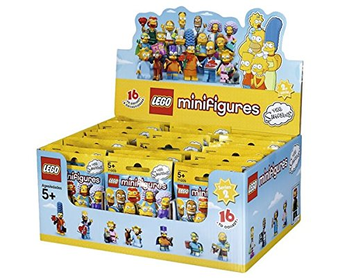 Lego Simpsons Mini-figures Series 2 Case Pack Set of 60