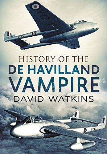 History of the de Havilland Vampire