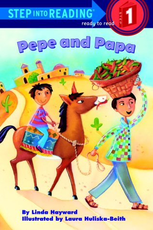 Download Pepe and Papa (Step-Into-Reading, Step 1) ebook