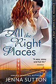 All the Right Places (Riley O'Brien & Co. #1)