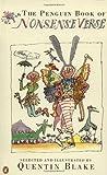 The Penguin Book of Nonsense Verse, Various, 0140587578