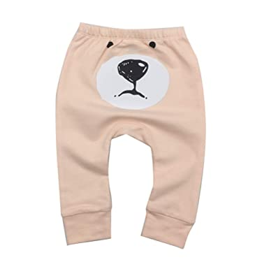 b1841c03e Gyratedream Baby Trousers Long Pants Newborn Infant PP Leggings ...