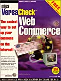 VersaCheck Web Commerce w/checks (box)