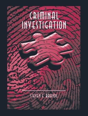 Criminal Investigation: An Analytical Perspective