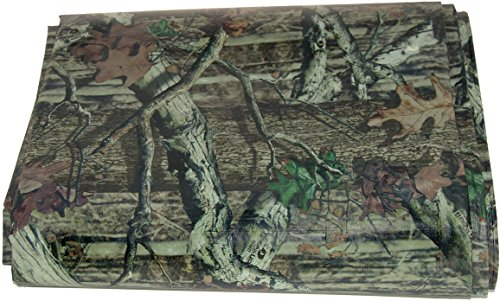 Python SI-9002MO Mossy Oak Camouflage Heavy Duty 5-Layer Waterproof Tarp, 10' x 12' by Python