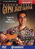 Learn To Play Django-Style Gypsy Jazz Guitar #1