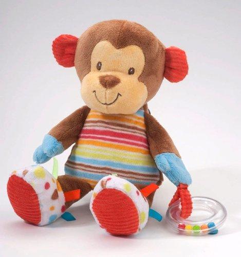 - Play Tivity Monkey Cuddle Pal 10
