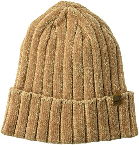 Billabong Women's Warm Up Beanie, chai, ONE