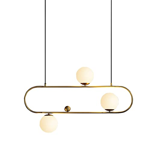 Hierro YMXMJZM Modernas de lámpara Colgante Wefond lámparas TFcuJ3l1K5
