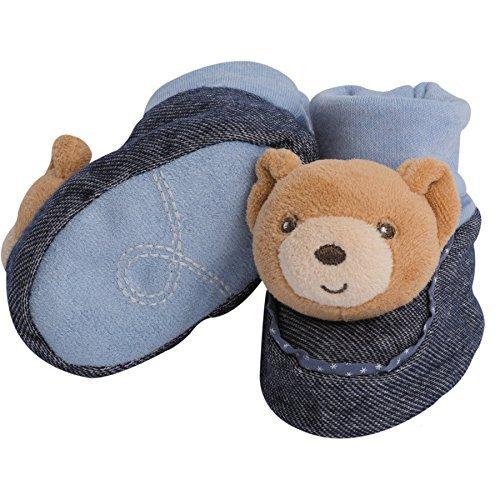 Kaloo 960076 - Blue Denim, Schuhe Bär, blau