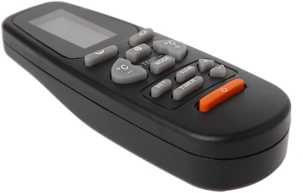 Telecomando per condizionatore dAria per York Airwell Emailair Electra Elco Aux yinuneronsty RC-5