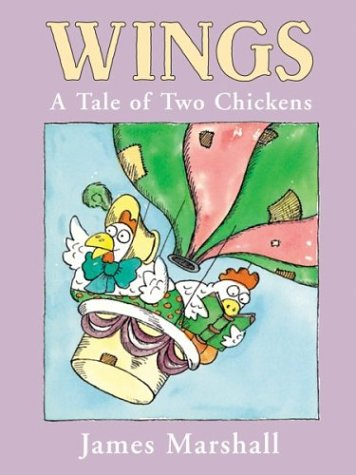 Wings: A Tale of Two Chickens (The Best Chicken Wings)