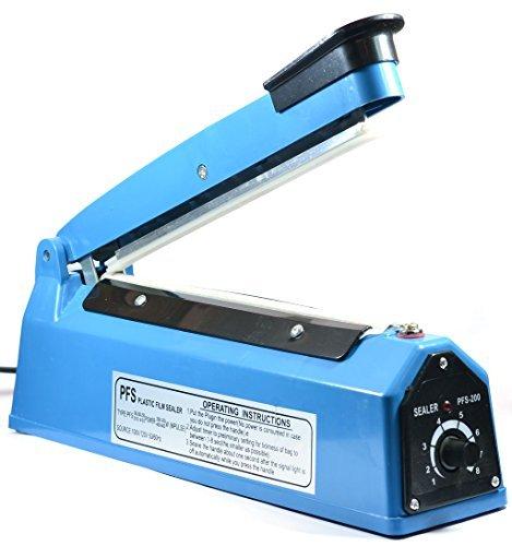 SF-200 Impulse Sealer (Blue) - 1