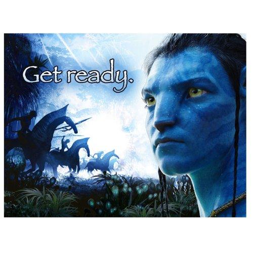 Avatar Invitations w/ Envelopes (8ct)