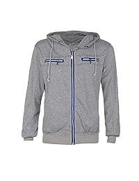 Mens Clothes Charberry Men Outwear Winter Hoodie Warm Coat Jacket Slim Hooded Sweatshirt Sweater
