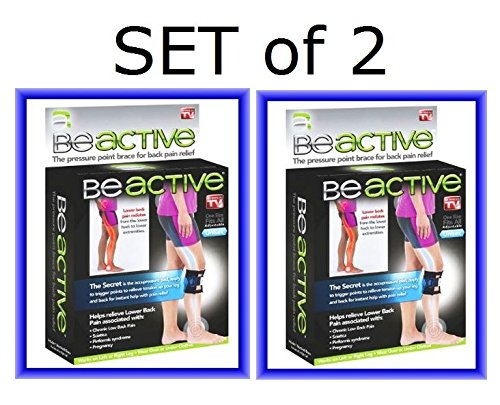 ACTIVE Braces Beactive Acupressure Sciatica product image