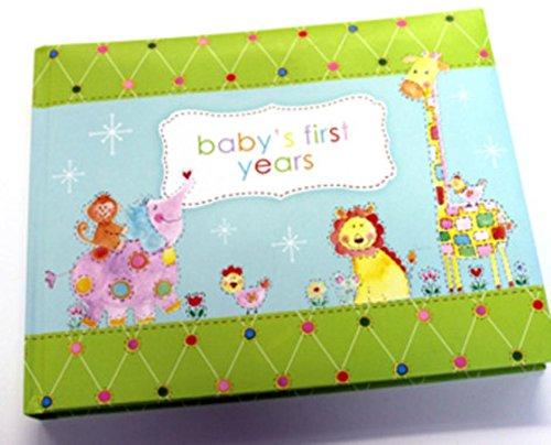 Baby's First Years Photo Memory Album. Dena