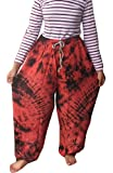 Fisherman Yoka Pants Hippie Baggy Trousers