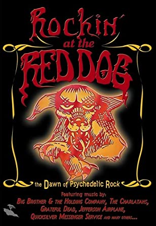 Image result for Rockin At The Red Dawn, the Dawn of Psychedelic Rock