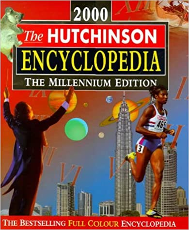 Book Hutchinson Encyclopedia 2000: Millennium Edition (Helicon general encyclopedias)