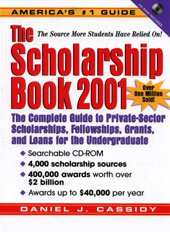 The Scholarship Book with CDROM