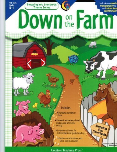 Down on the Farm (Stepping Into Standards Theme) PDF