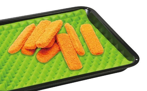Healthy Chef Baking Mat Non-Stick Raised Silicone Baking Liner - 2 Pack