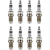 New Spark Plug (Set of 8) BOSCH # 4469 Platinum+4