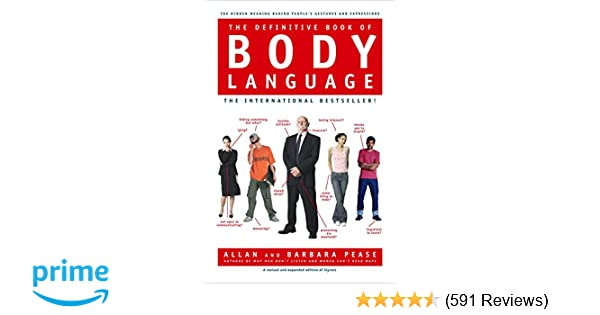 Amazon com: The Definitive Book of Body Language: The Hidden