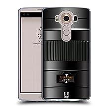 Head Case Designs Dynamic Camera Lens Soft Gel Case for LG V10