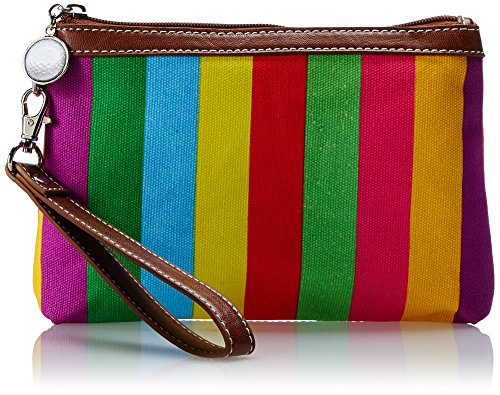 sydney-love-canvas-stripe-cosmetic-wristlet-stripe-clutchmultione-size