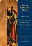 Latin Commentaries on Revelation, Victorinus of Petovium and Apringius of Beja, 0830829091