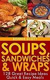 Soups, Sandwiches & Wraps