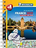 France Mini Atlas 2017 (Michelin Tourist and Motoring Atlases)