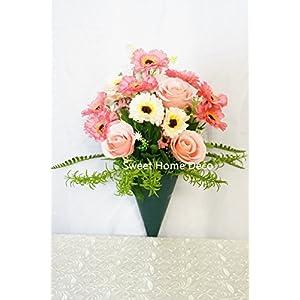 Artificial Memorial Flowers