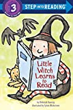 img - for Little Witch Learns to Read (Step into Reading) book / textbook / text book