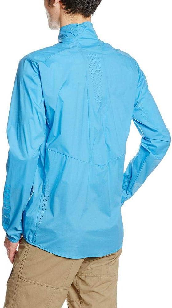 Salomon Herren S Lab Light Jacke Blau