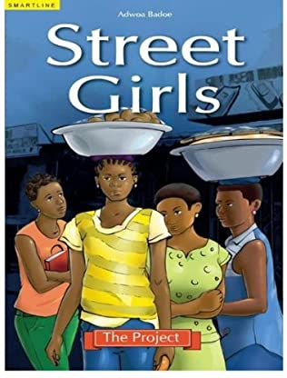book cover of Street Girls
