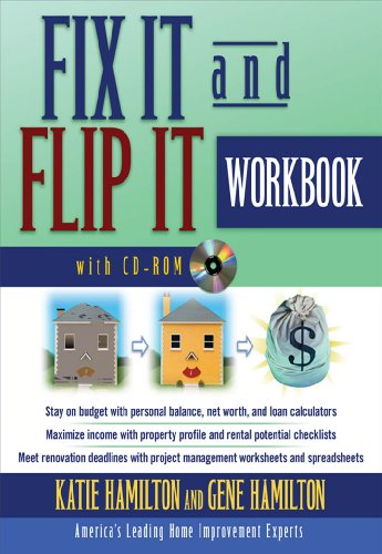 Fix It & Flip It Workbook